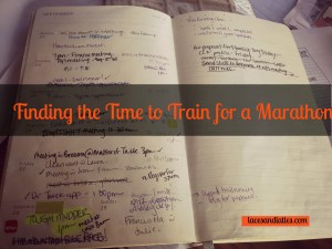 Time Management When Training
