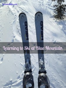 Learning to Ski at Blue Mountain