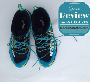 Gear Review: inov8 OROCS (The ones with the spikes)