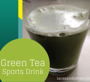 Green Tea Sports Drink