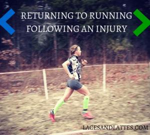 Returning to Running After Injury