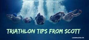 Triathlon Tips from Scott