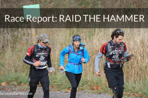 Race Report: RAID THE HAMMER