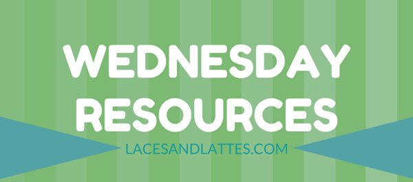 RESOURCE WEDNESDAY