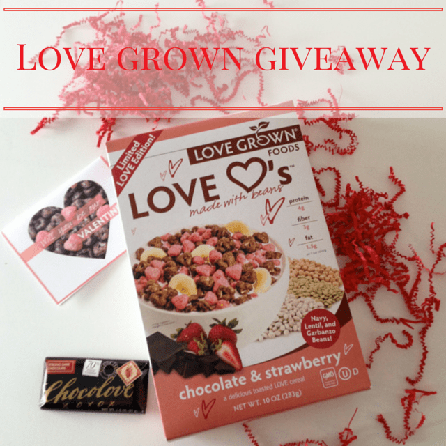 Love grown giveaway