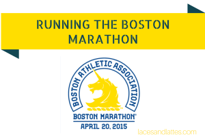 The Boston Marathon