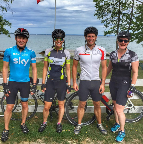 Including the second annual Coonfondo 185 KM ride!