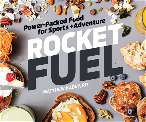 Rocket Fuel by Matt Kadey