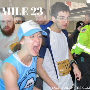 Mile 23: Why I'm Never Going Keto