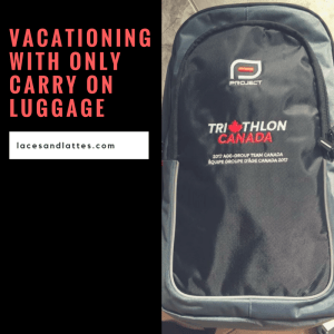 Packing for World Championships with Only Carry On Luggage