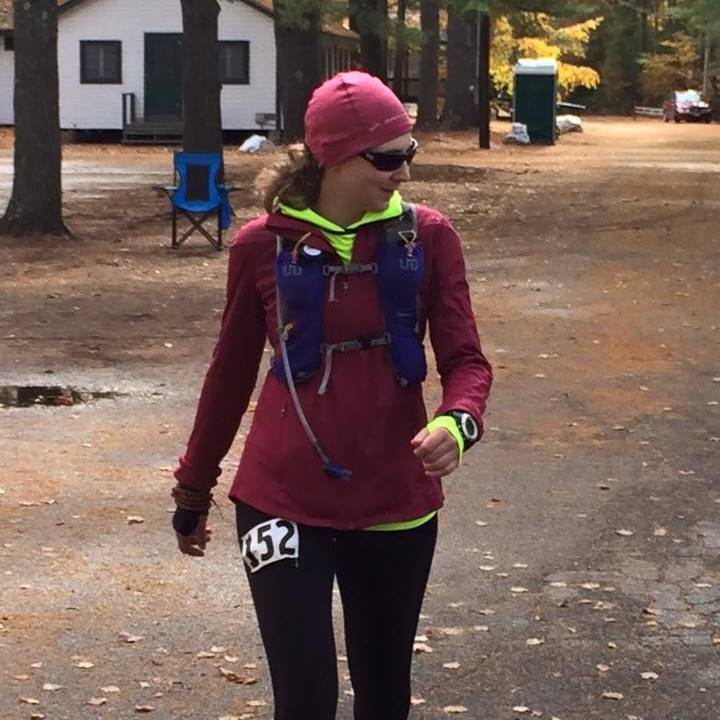 Rhonda-Marie walking