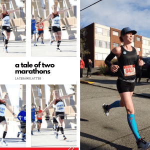 A Tale of Two Marathons
