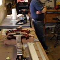 Interview du luthier Patrick Querleux (@PatQuerleux)