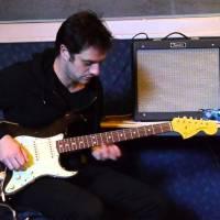 Sébastien Chouard au Festival @GuitareIssoudun