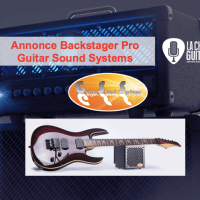 Annonce Backstager Pro - Guitar Sound Systems