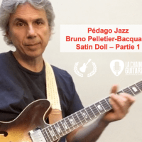 Satin Doll (partie 1) par Bruno Pelletier-Bacquaert (@BrunoPelBac) - Pédago Jazz