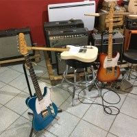 Test guitares Telecaster Did par Simon Ghnassia