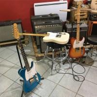 Test guitares Telecaster Did par Simon Ghnassia