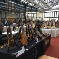 Holy Grail Guitar Show 2016 - Interviews jour 2