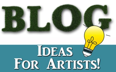 Art Q&A – Blog Ideas for Artists