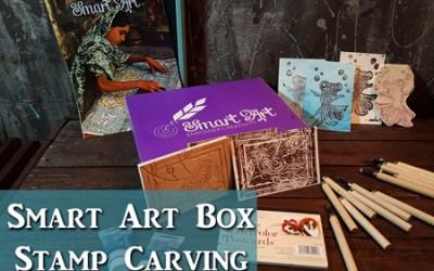 June Smart Art Box – Stamp Carving