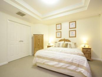 Model dormitor cu scafa din rigips