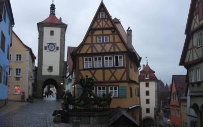 Rotemburgo, Baviera
