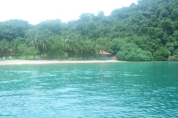 Isla Coiba, Panamá
