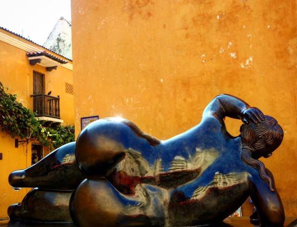 Estatua de Botero, Cartagena de Indias