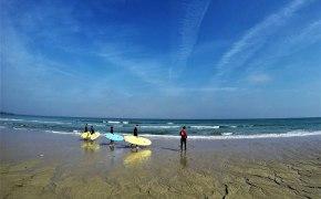 Escuela de surf en Galicia Art Surf Camp