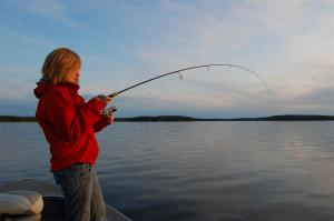 Lac seul fishing and hunting lodges for Lac seul fishing resorts