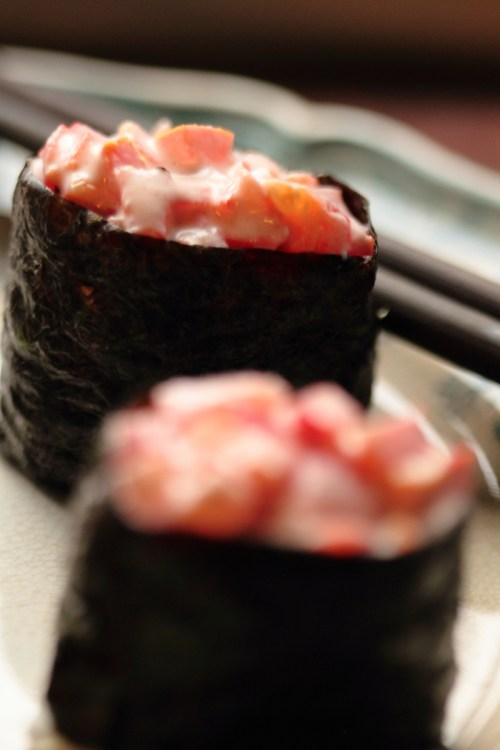 Sushi gunkan 3