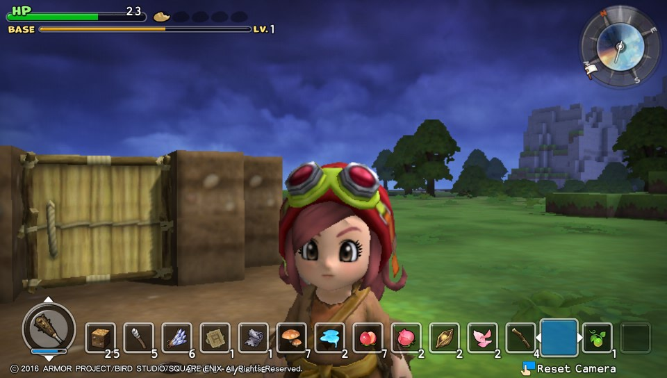 Demo Dragon Quest Builders, first impressions