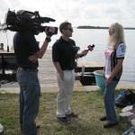 CBS WINK TV interviews Betty Bauman