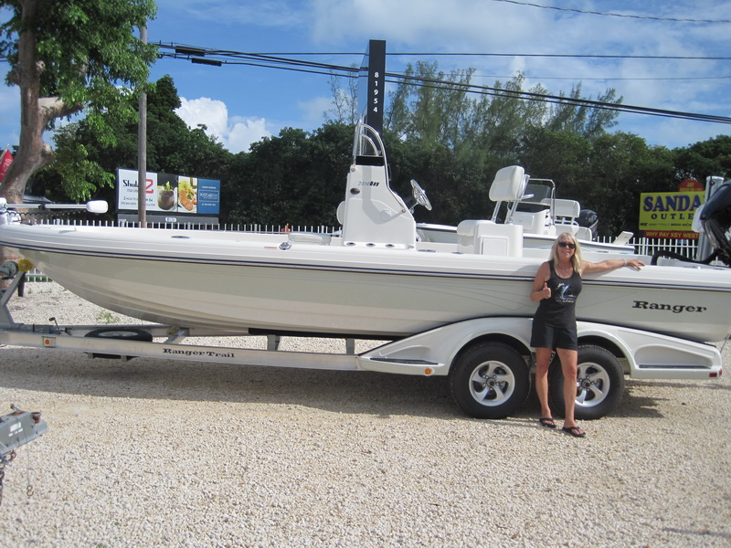 Our 2015 2410 bay ranger needs a home ladies let 39 s go for Let s go fishing xl