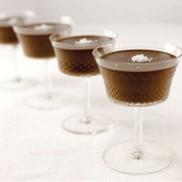 Made in America - Michael Mina's Milk Chocolate Panna Cotta