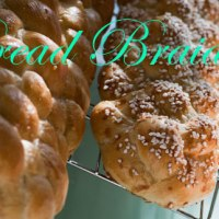 Braided Bread inspired by The Great British Bake Off