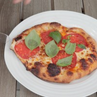 Pizza - from the Outdoor Grill