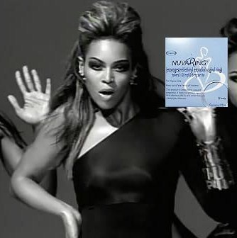 """Maybe for your next single, """"Married Ladies"""" - you can say """"If you like it - put a Nuva Ring in it""""......"""