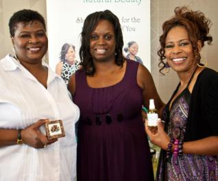 Felicia Young, Dr. Harris & Dr. Sirretta Williams