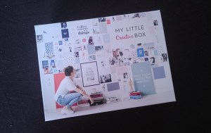 LIttle box octobre 2015