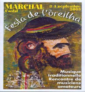 Programme et inscriptions festa de l'Oreilha 2016