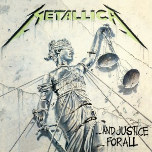 Maybe for me the perfect Metallica record. Even with the bass not there, I still love the riffing on this record.