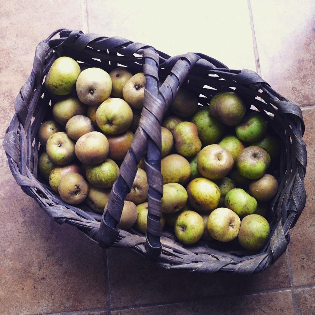 Crujiente de manzana sin glúten / sin-lactosa