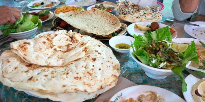 Comida en Jordania, algunos platos típicos