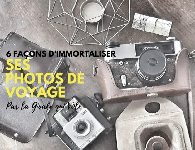 que faire de ses photos de voyages blog voyage
