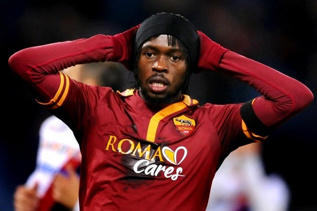 gervinho as roma