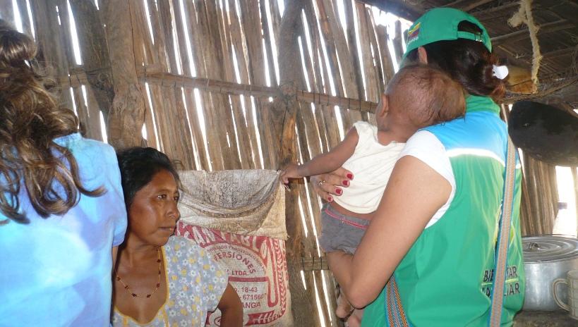 La desnutrición sigue cobrando vidas de niños en La Guajira