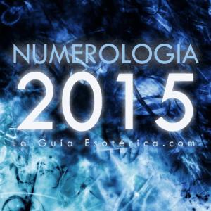 Numerología 2015