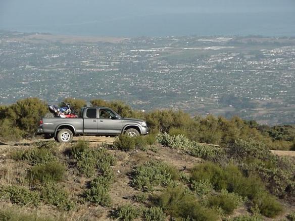 truck hills